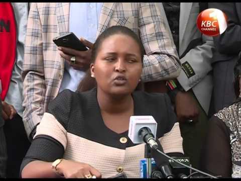 Samburu MPs want KDF operation in Laikipia County called off