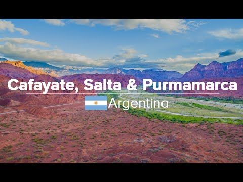 Argentina's Northwest - Things to do in Salta, Cafayate & Pu