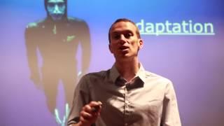 Les extraordinaires capacités du corps humain en eaux profondes   morgan bourc'his   TEDxKedgeBS