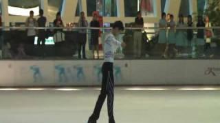 2009 hk figure skating championships fs harry hau yin lee