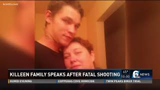Killeen family speaks after fatal shooting