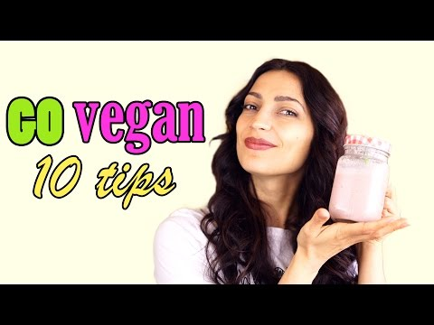 How To Start A Vegan Diet 10 Tips For An Easy Transition