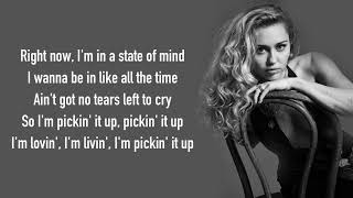 Ariana Grande - No Tears Left To Cry (Mark Ronson ft. Miley Cyrus cover) [Full HD] lyrics