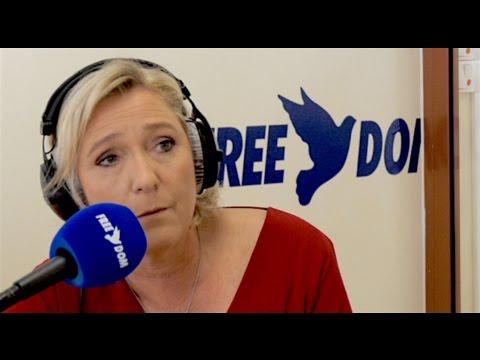 INTERVIEW DE MARINE LE PEN-1ERE PARTIE-