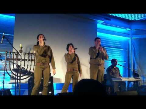 IDF Intelligence Theme Song - Hanukkah!!!