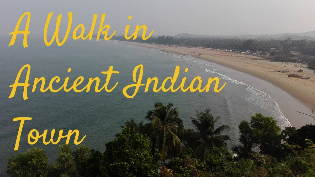A Walk in an Ancient Indian Pilgrimage Town - Simona Rich