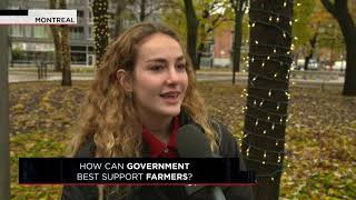 How can government best support farmers? | Outburst