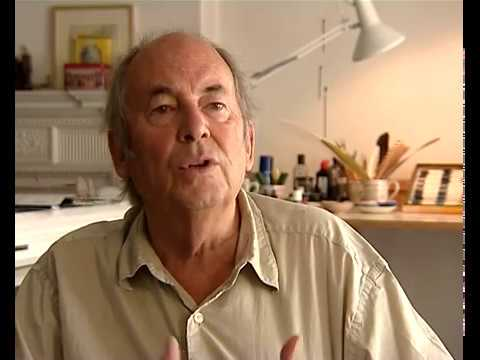 Quentin Blake - Teaching at the Royal College of Art (Part 2) (18/65)