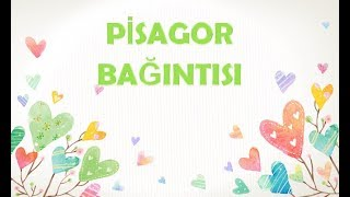 PİSAGOR BAĞINTISI-8.SINIF MATEMATİK