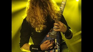 Rock Icons Dave Mustaine