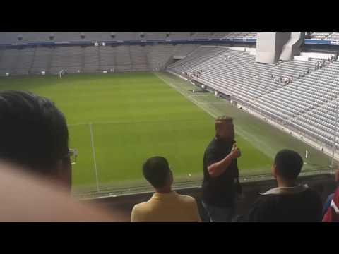 VISITA ALL'ALLIANZ ARENA - FC BAYERN MONACO