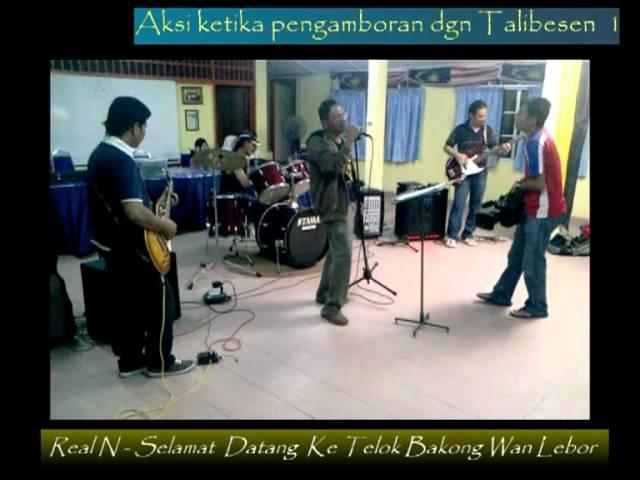 Real N - Di  Belakang Tabir Shooting Dgn TV1