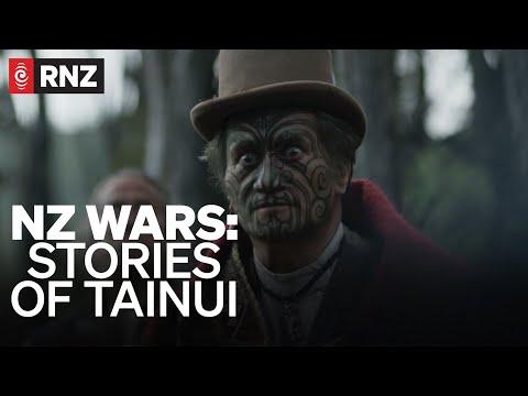 NZ Wars: Stories of Tainui   Documentary   RNZ