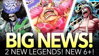 Video VJUMP AUGUST 2018! 2 NEW LEGENDS! 6+ ENEL! COMMUNITY EVENT! (One Piece Treasure Cruise) download MP3, 3GP, MP4, WEBM, AVI, FLV Agustus 2018