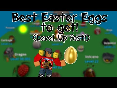 [Roblox] Egg Farm Simulator: BEST EASTER EGGS TO GET (LEVEL UP FAST)