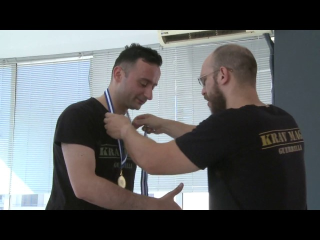 First Krav Maga Guerrilla Tournament.