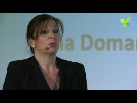 ECO11: #1 Emerald Technology Ventures Gina Domanig Cleantech VC