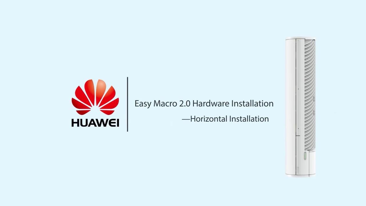 easy macro installation hardware