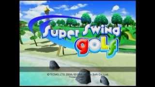 Intro Movie - Super Swing Golf (Wii)