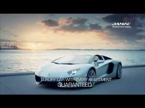 DAMAC Properties 'Live The Luxury' TVC