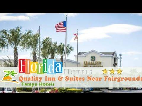 Quality Inn & Suites Near Fairgrounds & Ybor City Tampa