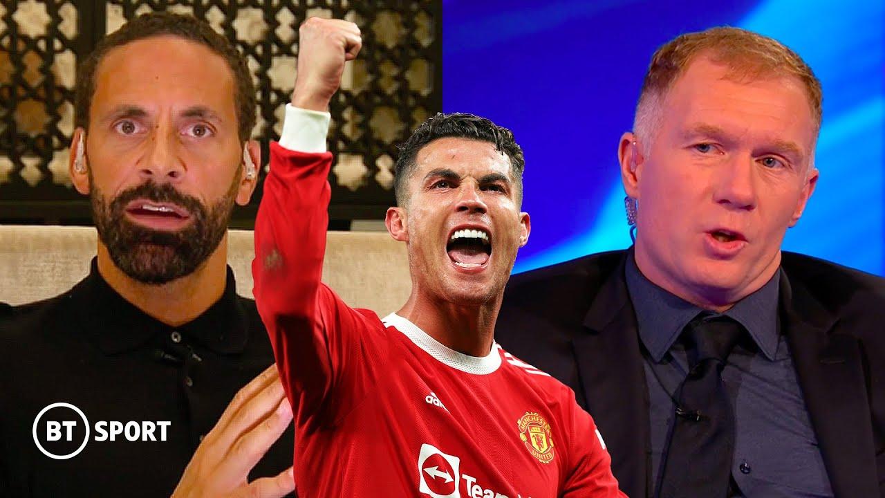 """Do that against Liverpool, see what happens."" Scholes won't let Ronaldo paper over Man Utd cracks"