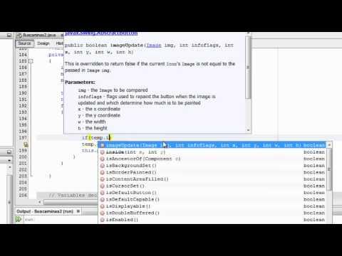 Tutorial Java - Como Hacer Un Buscaminas Sencillo