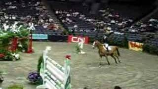 Kent Farrington and Up Chiqui @ Charlotte 2007