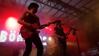 Bökkers Rock & Roll Bloed live Ommen 26-07-2017