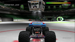 Monster Jam: Maximum Destruction PS2 Gameplay HD (PCSX2)