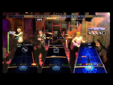 Re-Hash by Gorillaz Full Band FC #1244