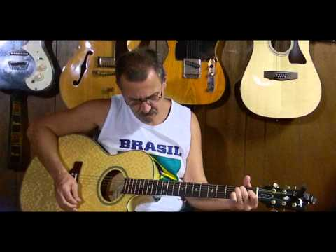 I'm So Lonesome I Could Cry with Lyrics/Chords - Hank Williams Cover - C39