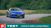 LEXUS LC 500h - TEST - GARAZ.TV - Rasťo Chvála