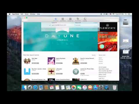 Cara logout app store macbook