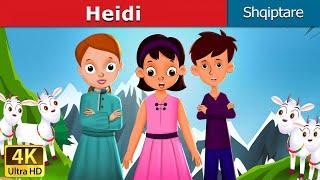 Heidi in Albanian   Perralla per femije   Kukulla per femije shqip   Perralla Shqip