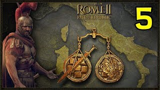 Rise Of The Republic Campaign! ROME - Total War Rome 2 Gameplay #5