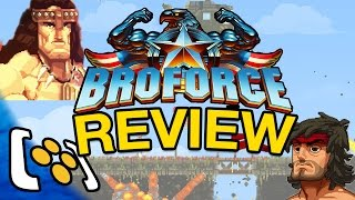 Broforce Review (Final Game)
