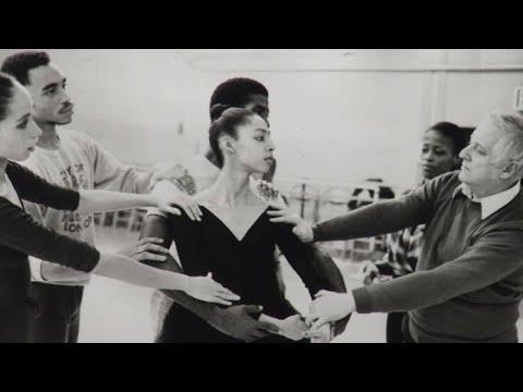 Harlem Dance display at Ritz Theater