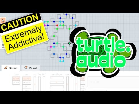 Turtle Audio -- Extremely Addictive Free Music Creation Prog