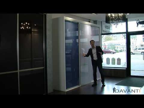 Durvis- gaisīgās kā mākoņi, ideja kuras pamatā ir i-Phone telefons!