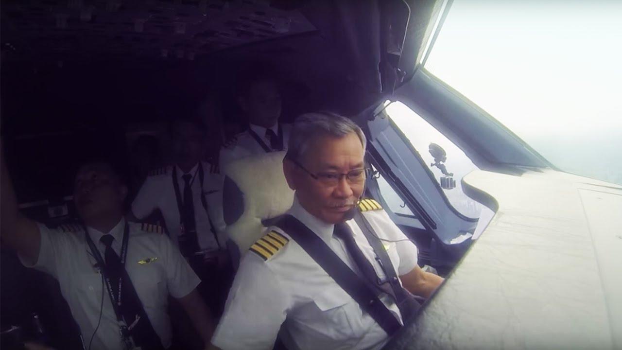 Singapore Through The Eyes Of A Pilot | SG50 | Singapore ...