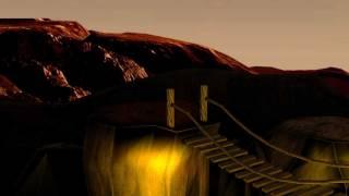 A look At Foot Bridges using iClone 5 Physics