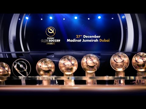 Globe Soccer Awards - Gala 2015
