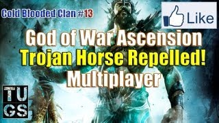 T.U.G.S Cold Blooded Clan #13 Ascension Multiplayer commentary -Trojan Horse Repelled!