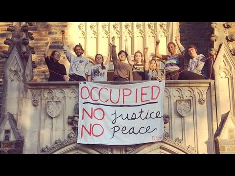 Students Occupy Building To Force Administrator To Resign