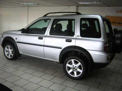 2005 land rover freelander 2 0 hse td4 5dr auto for sale on auto trader south africa youtube - Espejo retrovisor land rover freelander ...