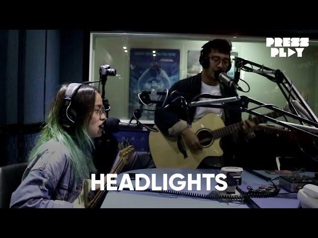 Press Play: Sud - Headlights