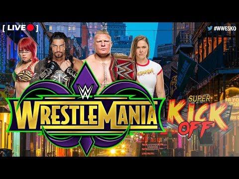 Wwe Wrestlemania 34 Live Stream
