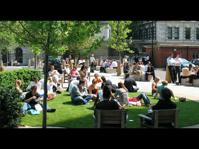 2020 Digital Lecture Series: The role of the City's public realm in today's changing context