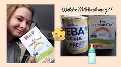 Welche Milchnahrung / Pre Nahrung / Pre HA Nahrung